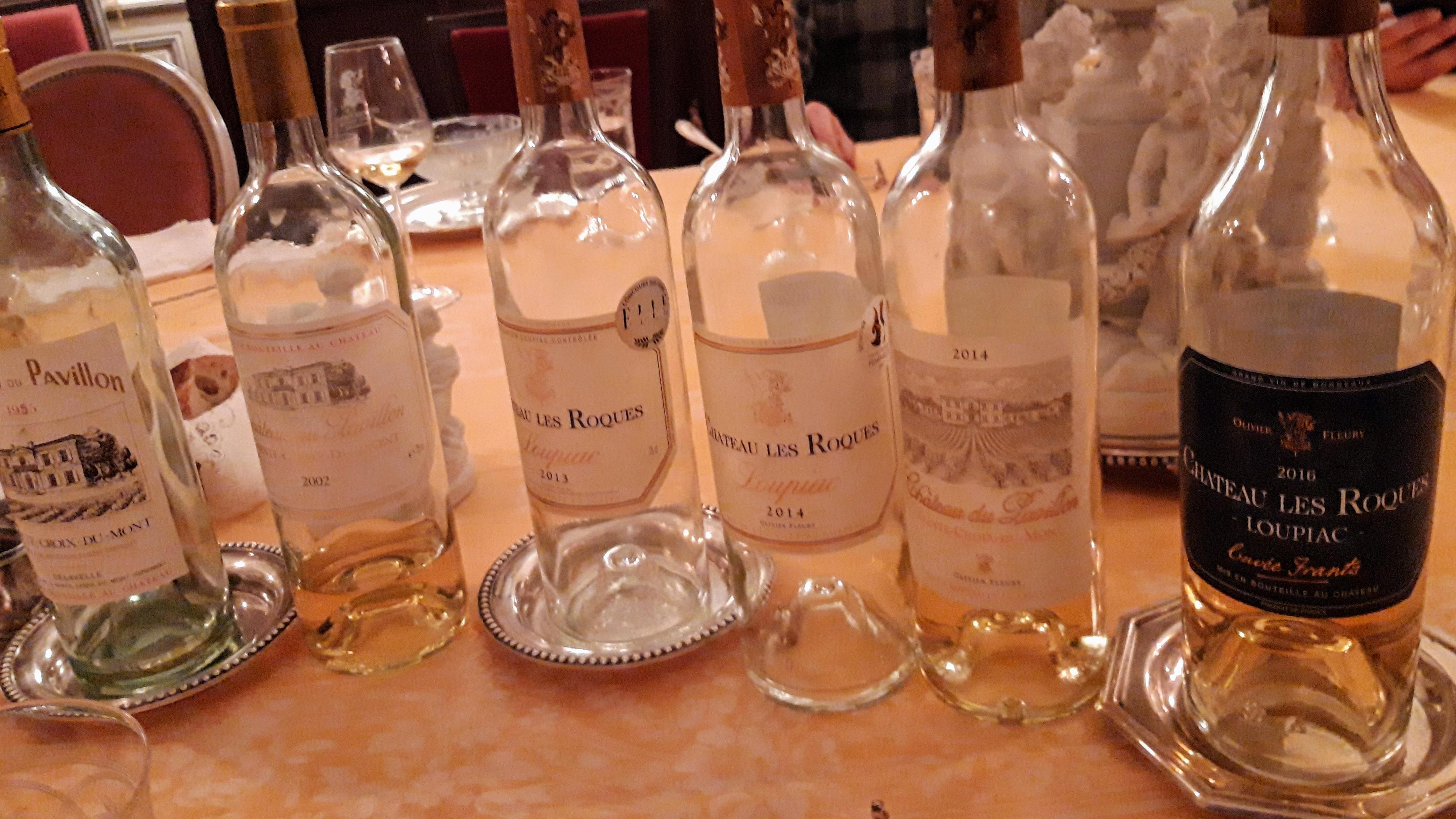 Sélection des cuvées des vignobles Olivier Fleury