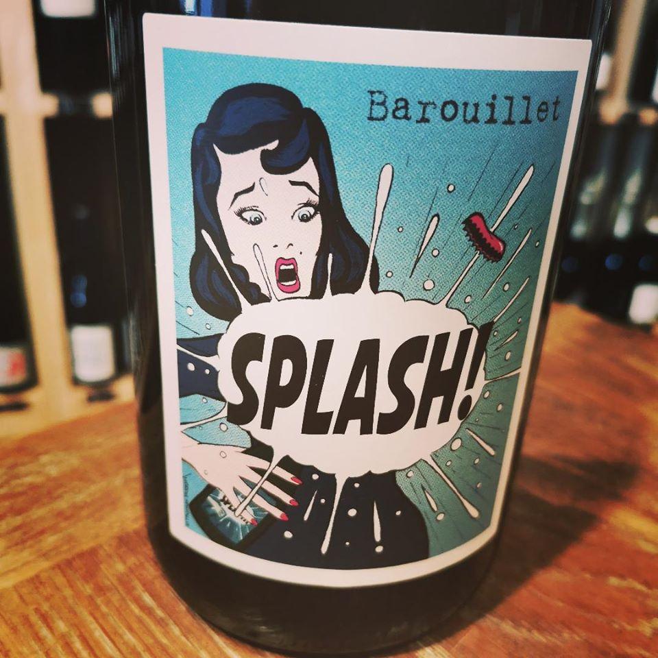 Splash, Domaine Barouillet (Sud ouest, Bergerac)