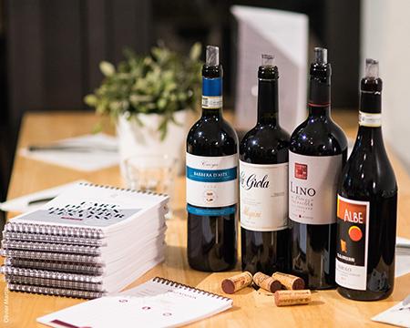 Atelier dégustation de vins à domicile
